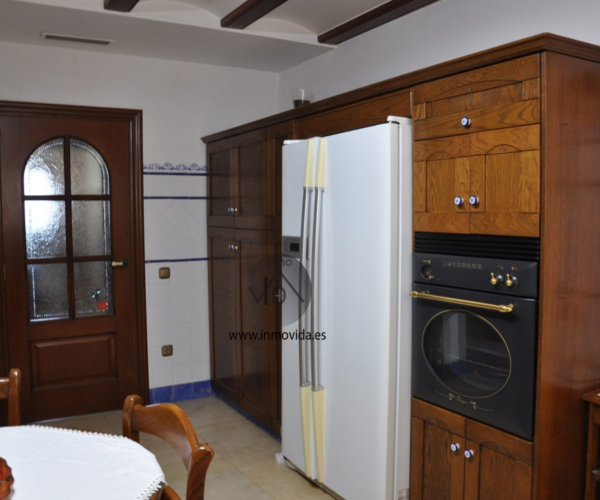 cocina casa xativa