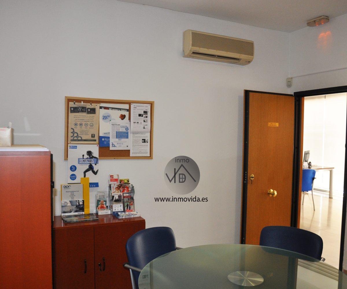 sala de reuniones inmovida