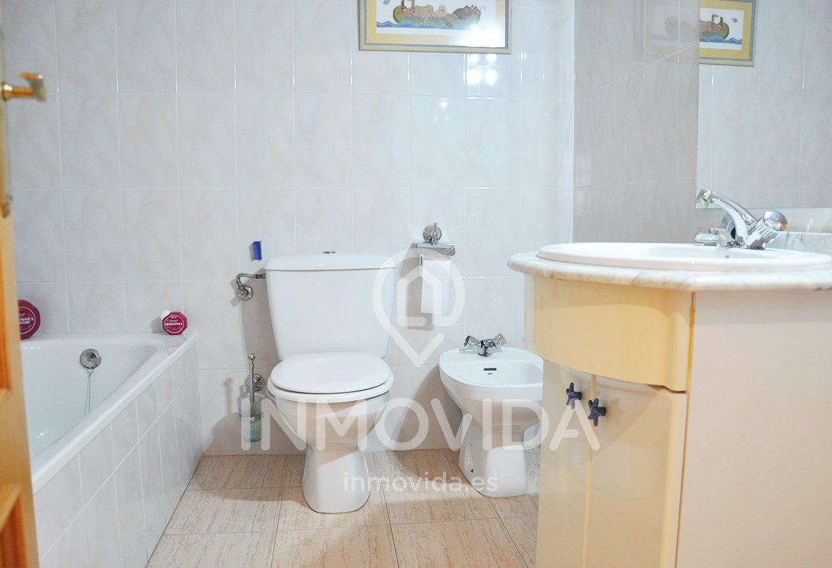 cuarto de baño piso en venta xativa
