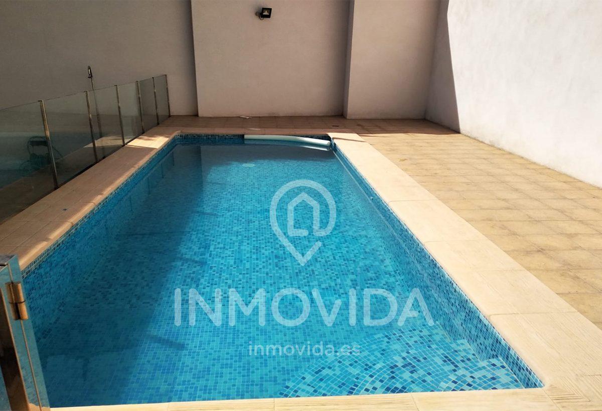 piscina piso alquiler