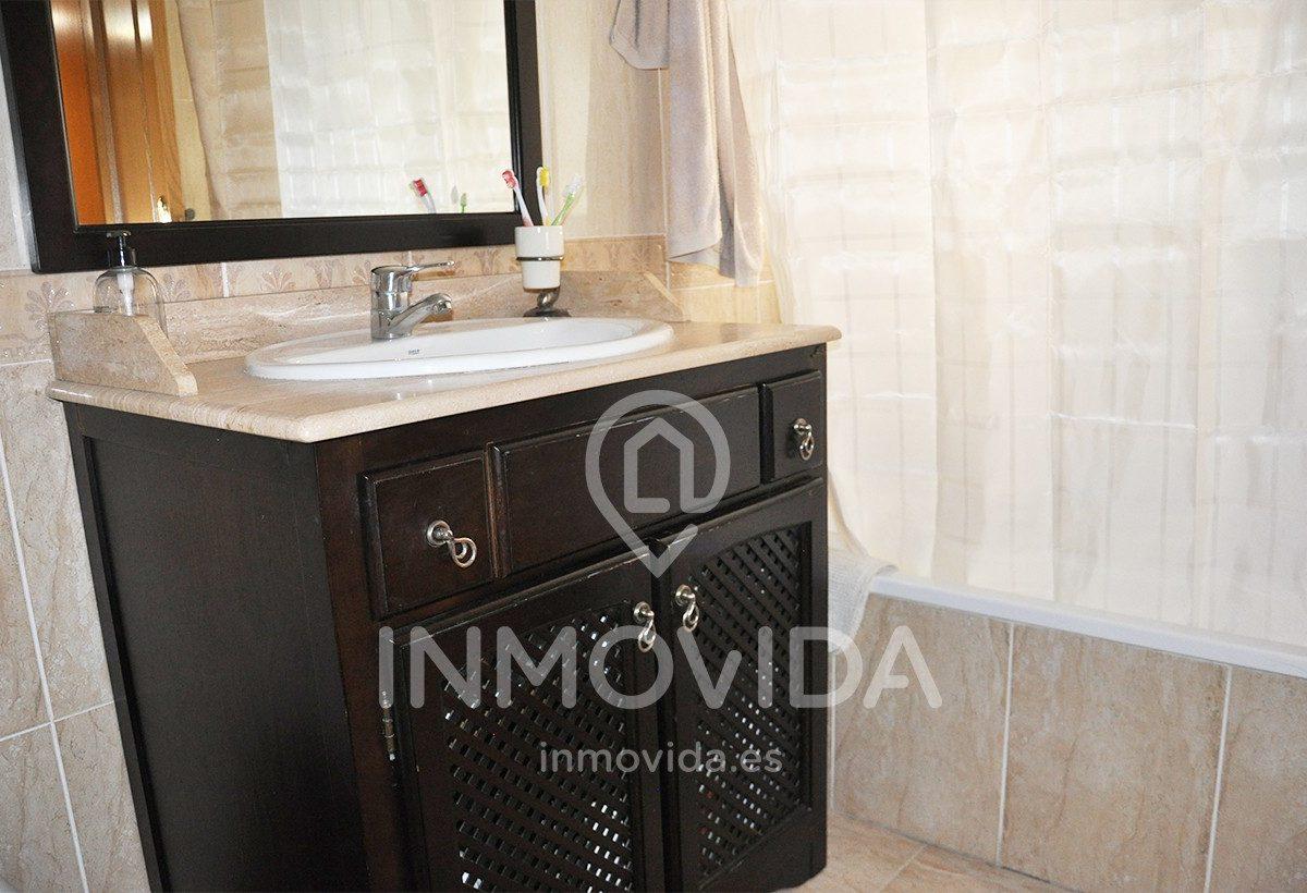 Cuarto de baño en Suite piso en venta