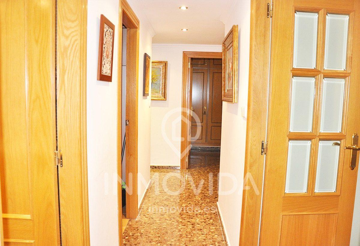 pasillo piso en venta en xativa