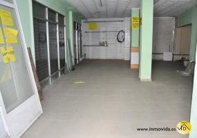 Local comercial, En Alquiler, España, Valencia, Xátiva, 105m2, Inmovida Inmobiliaria, almacen, escaparate,
